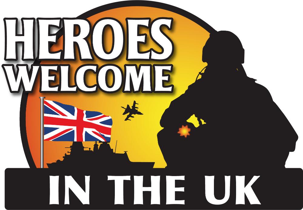 Wish we were heroes (Hey Ricky) Britain flag, Great