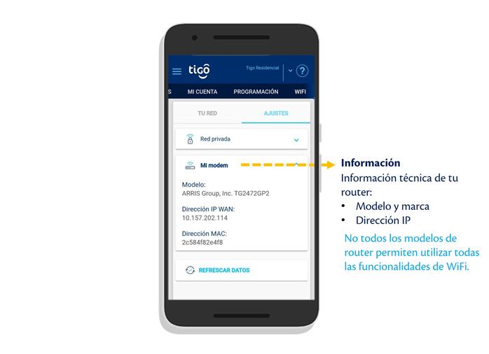 Cómo Cambiar Mi Contraseña De Wifi Tigo Tigo Guatemala Cambiar Mi Contraseña Wifi Contraseña Wifi
