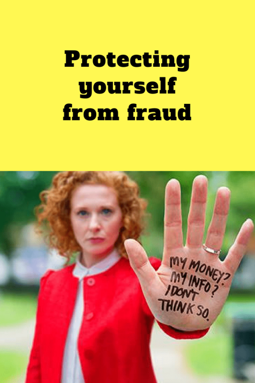 Protecting yourself from fraud everything you need to