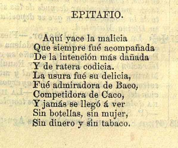 Calendario Mariano.Epitafio Calendario De Mariano Galvan Rivera Para El Ano De