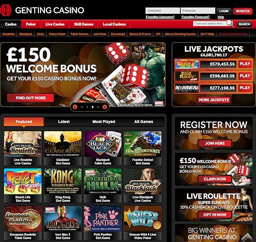 bonus casino sites