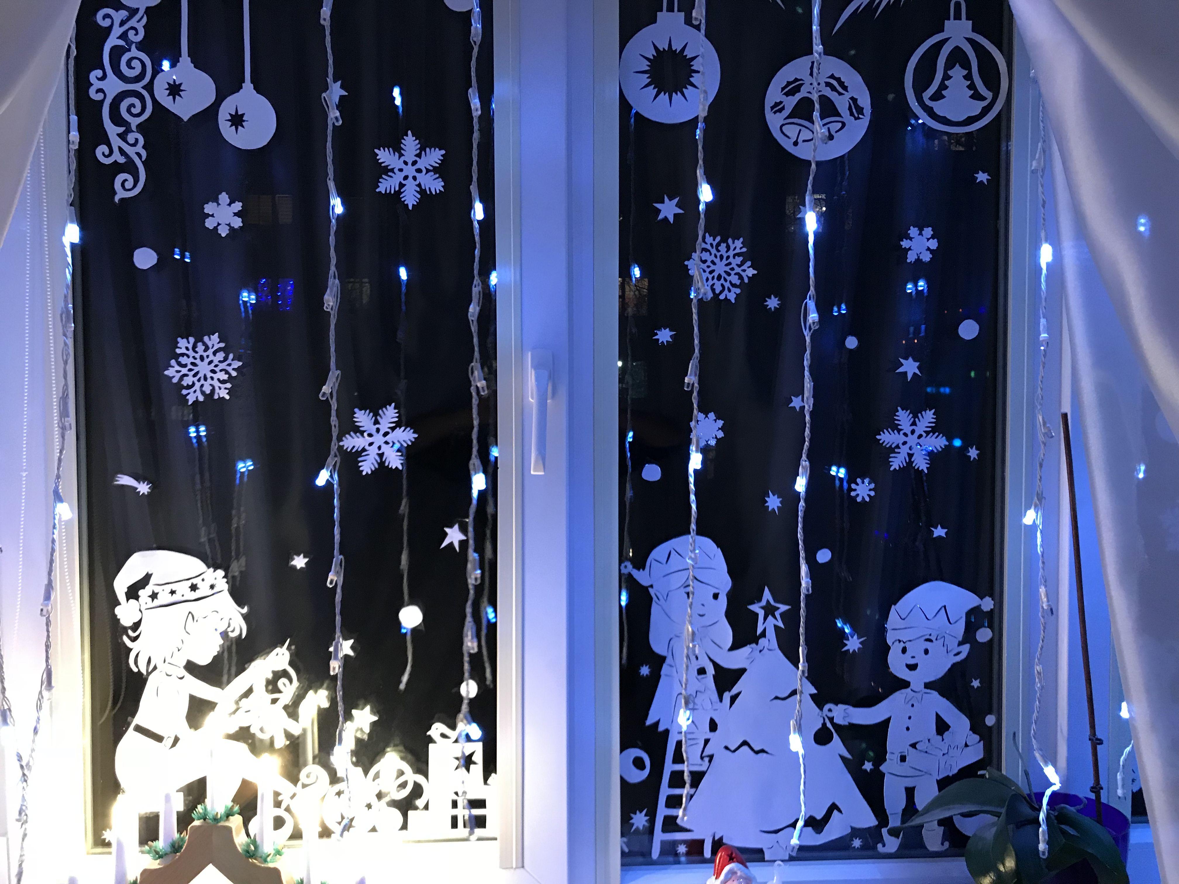 Картинки по запросу новогодние окна
