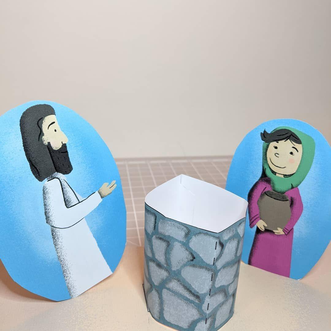 26 mentions J'aime, 0 commentaires - Bible Crafts for Kids (@sabbathschoolcrafts) sur Instagram:
