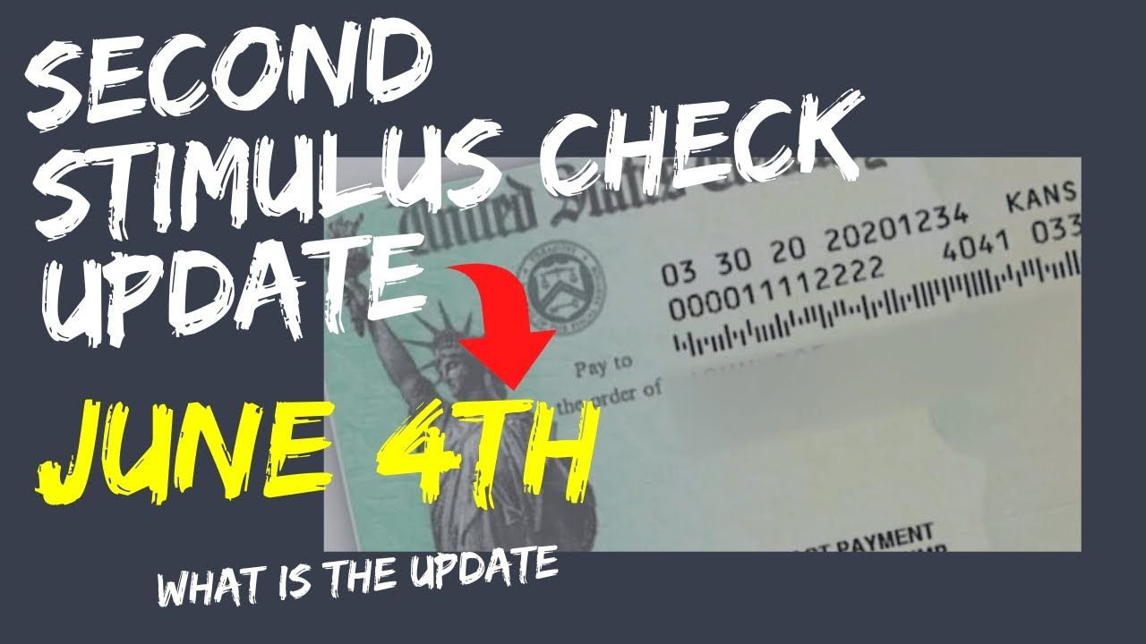 Second Stimulus Check Update JUNE 4th Can I call the IRS