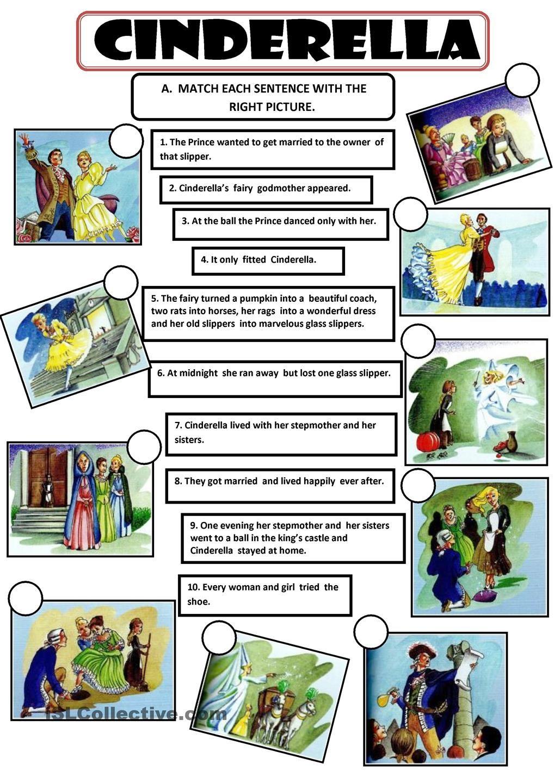 cinderella teaching language book videos german grammar learn german english reading. Black Bedroom Furniture Sets. Home Design Ideas