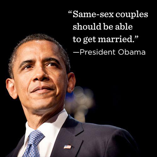 history Obama gay
