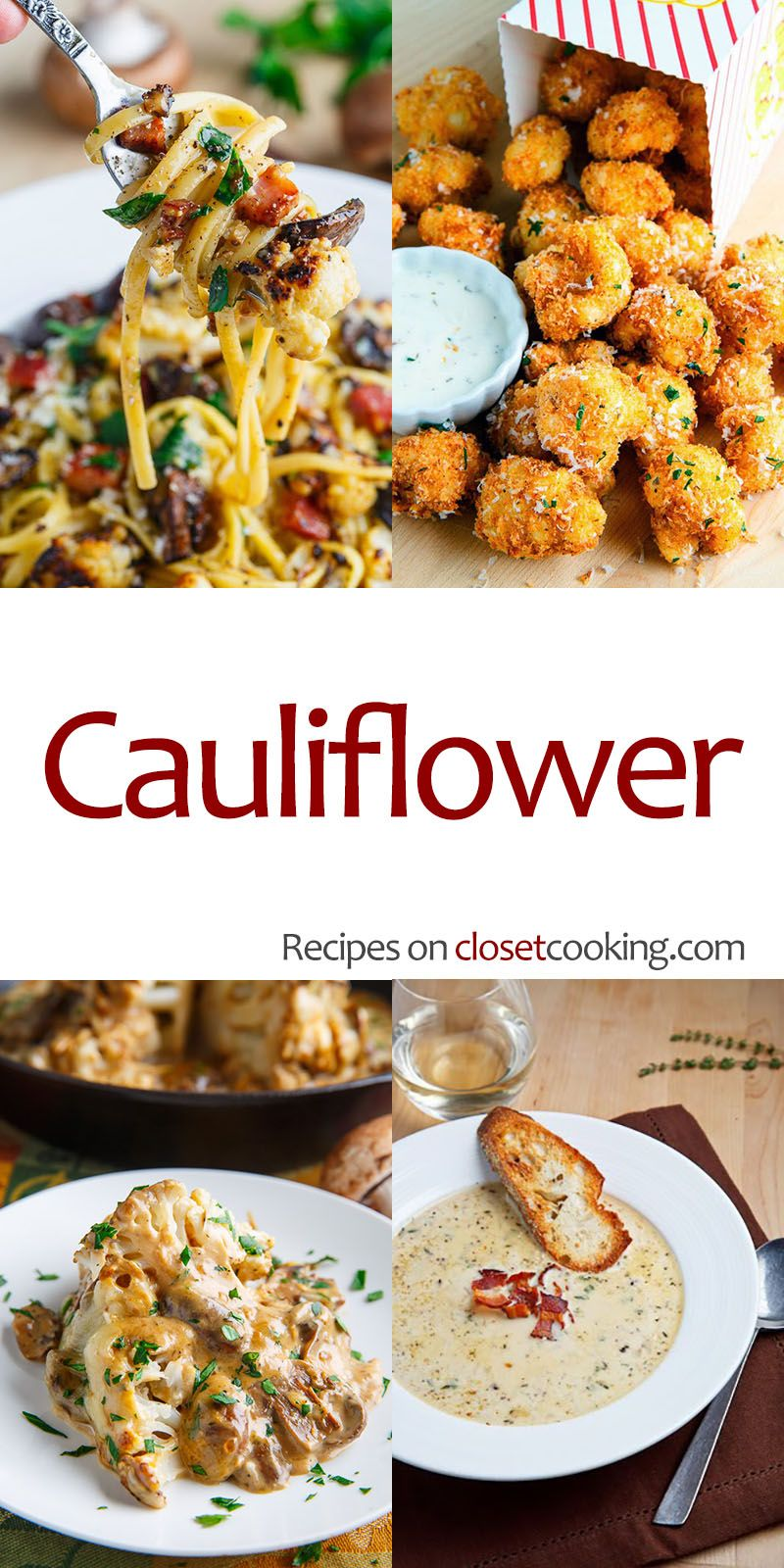 Photo of The Best Cauliflower Recipes