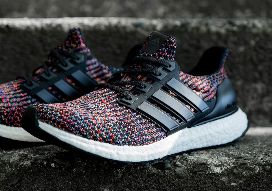 adidas multicolor ultra boost 3.0 release