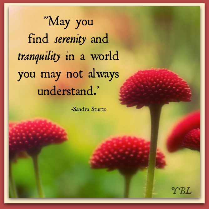 Quotes / serenity / tranquility Tranquility quotes