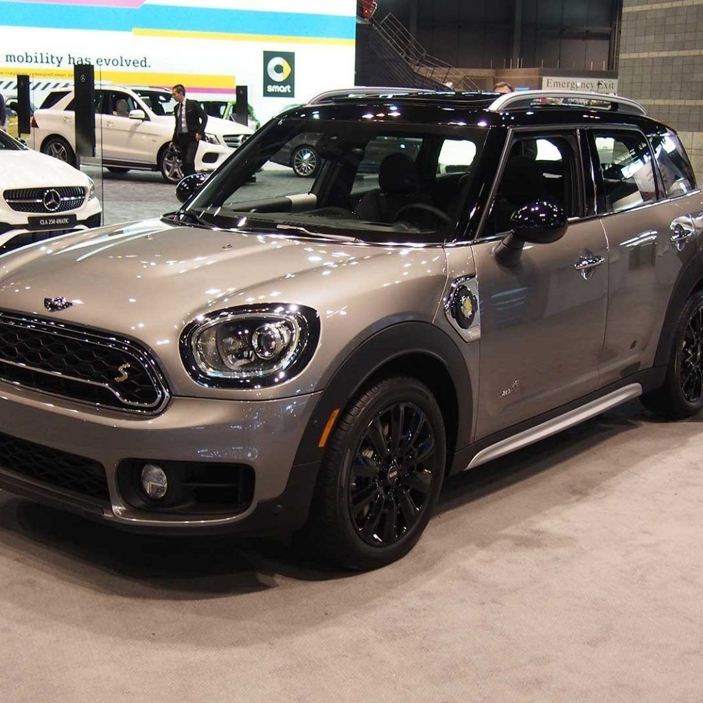 New 2019 Mini Cooper S E Countryman All4 Plug In Hybrid Style Cars