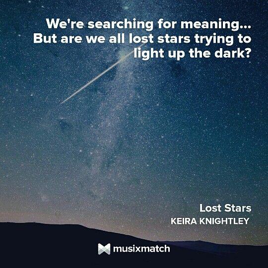 Keira Knightley / Adam Levine   Lost Stars (Begin Again OST) Nice Ideas