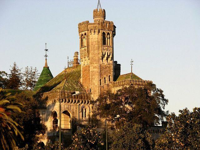 Palácio da D. Chica-Palmeira Braga | Flickr – Compartilhamento de fotos!