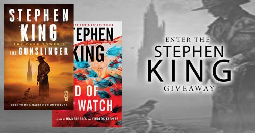 Stephen King Giveaway Enter To Win Any Stephenking Novel