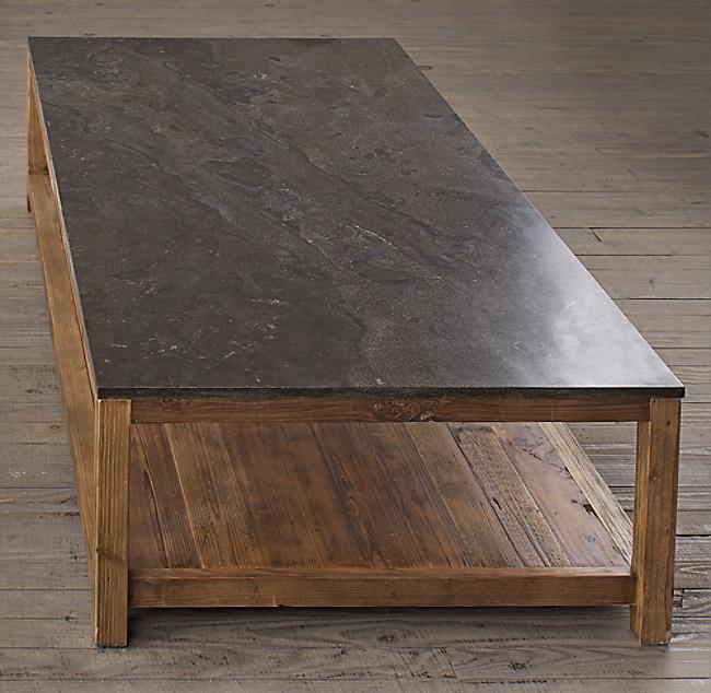 Bluestone Parsons Coffee Table Coffee Table Coffee Table Wood