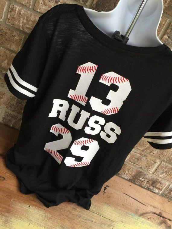 d45fe43ff Baseball AND Softball Mom T-Shirt Baseball Mom Tee 2 | Baseball ...