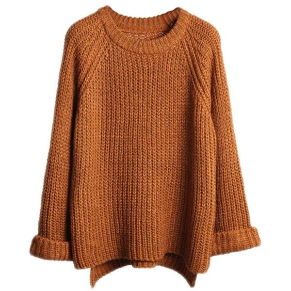 Lisli Womens Batwing Sleeve Loose Oversized Pullover Knitted