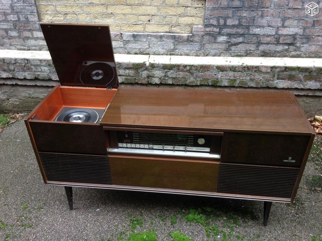 hifi vintage vae meuble chaine hifi