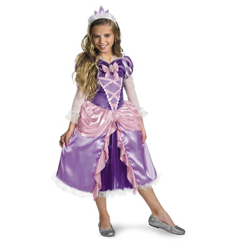 little girl halloween costumes princess tangled rapunzel girls costume top 20 - Girls Halloween Costumes For Kids
