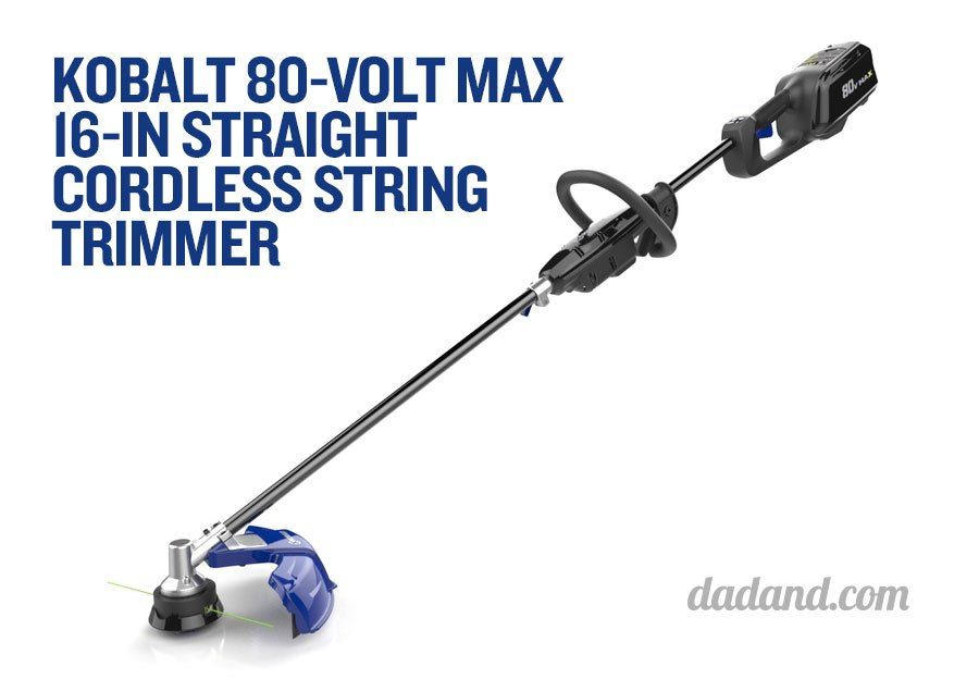 Kobalt 80v Max Cordless Electric Outdoor Power Equipment In 2020 Outdoor Power Equipment Cordless Battery Powered Chainsaw