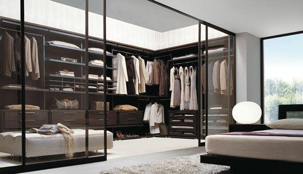 Begehbarer Kleiderschrank Ideen- verschiedene Designs und hohe - der begehbare kleiderschrank ein traum vieler frauen