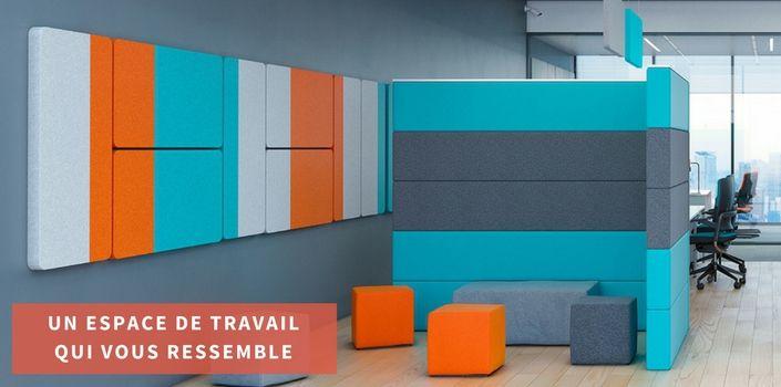 Décoration de bureau et mobilier professionnel pour une meilleure
