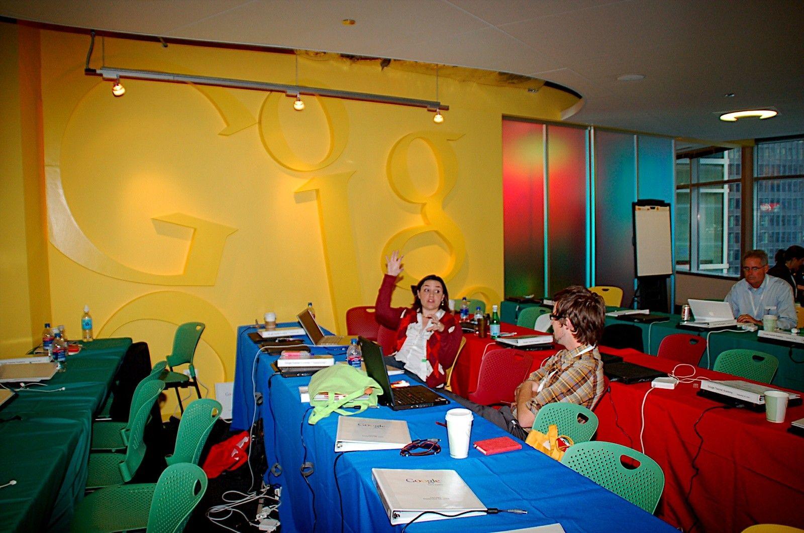 Google Room Design Google Conference Room  Learning Room  Pinterest  Conference