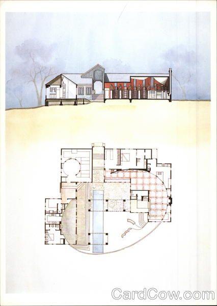 Moore House Austin Texas Architecture Presentation Moore House Vintage Architecture