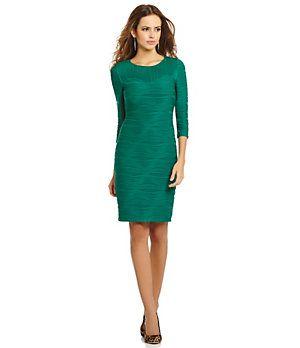 Gianni Bini Talita Textured Dress   Dillard's Mobile