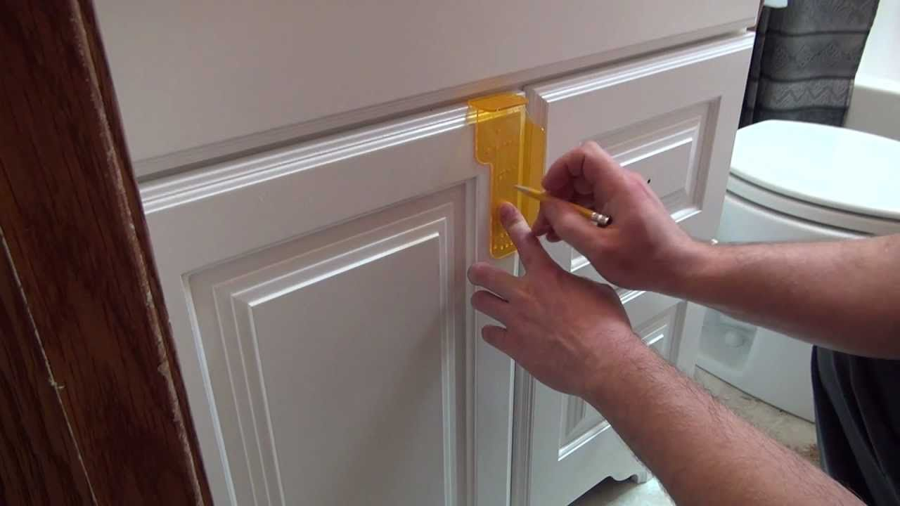Kitchen Kitchen Cabinet Hardware Installing Is Right Is To Measure Where Lies T With Images Installing Cabinets Installing Kitchen Cabinets Kitchen Cupboard Door Handles