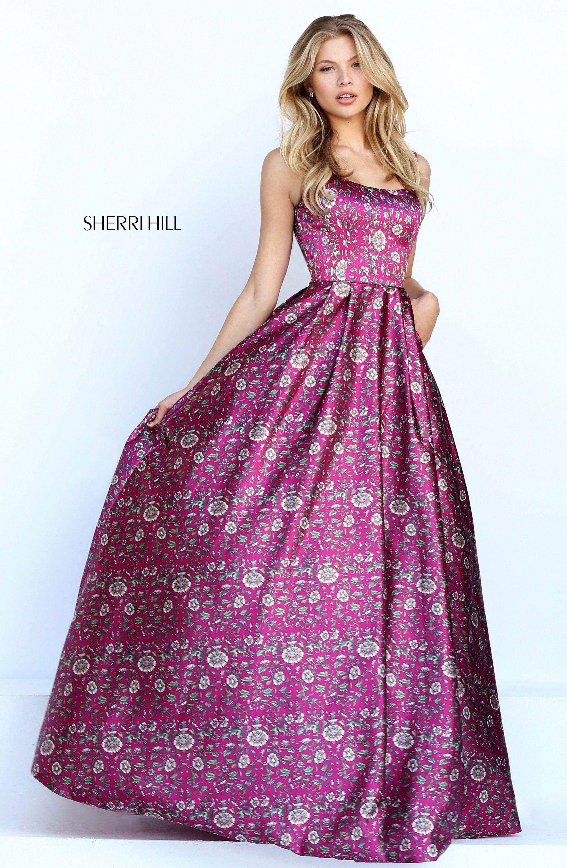 Asombroso Sherri Vestidos Usados ??colina Prom Bosquejo - Vestido de ...