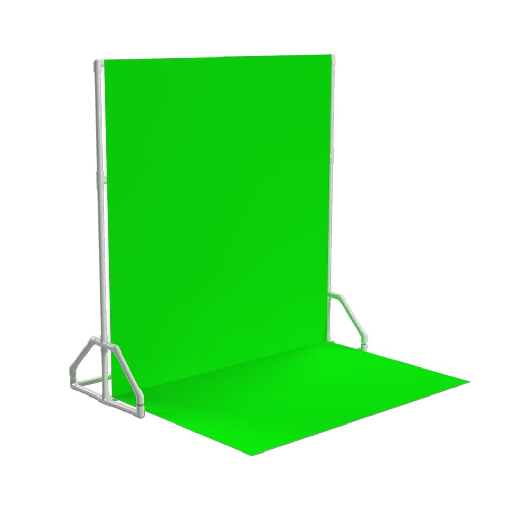 pvc pipe photography backdrop