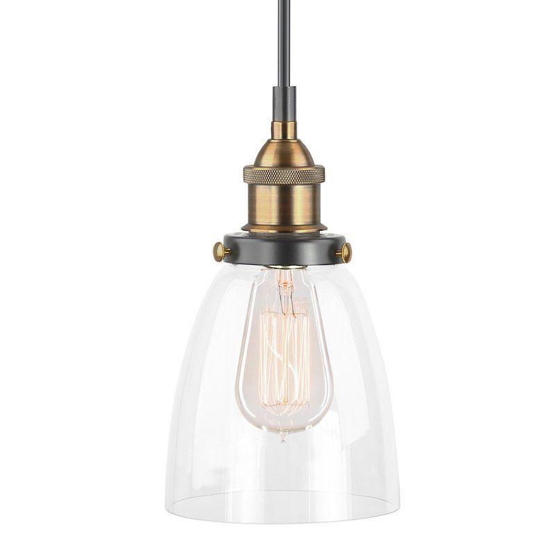 Bundaberg 1 Light Single Bell Pendant Pendant Lighting Cone Pendant Pendant Lamp