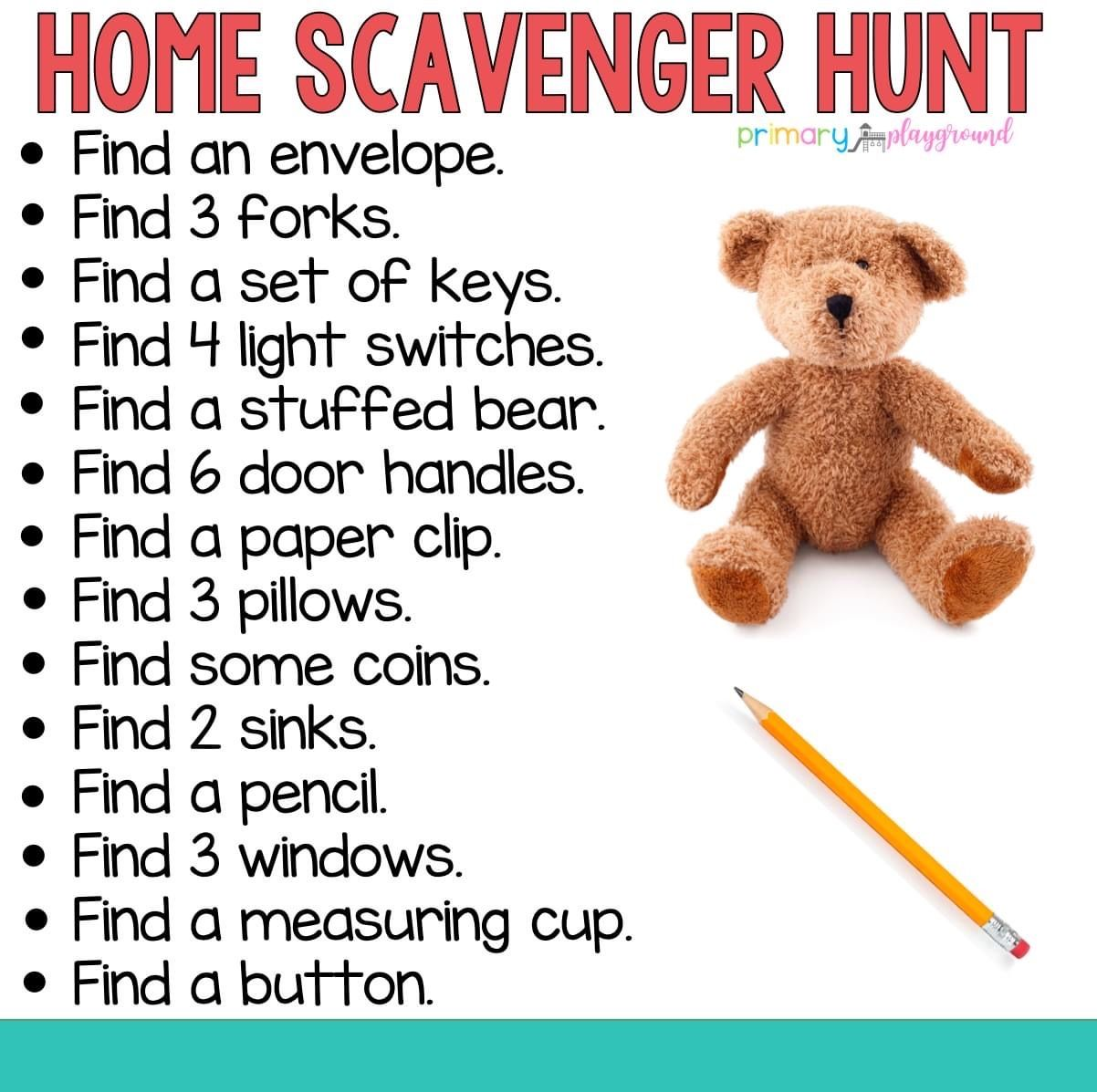 Pin By Danielle Henley On Scavenger Hunts In