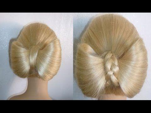 Haarschleife frisur