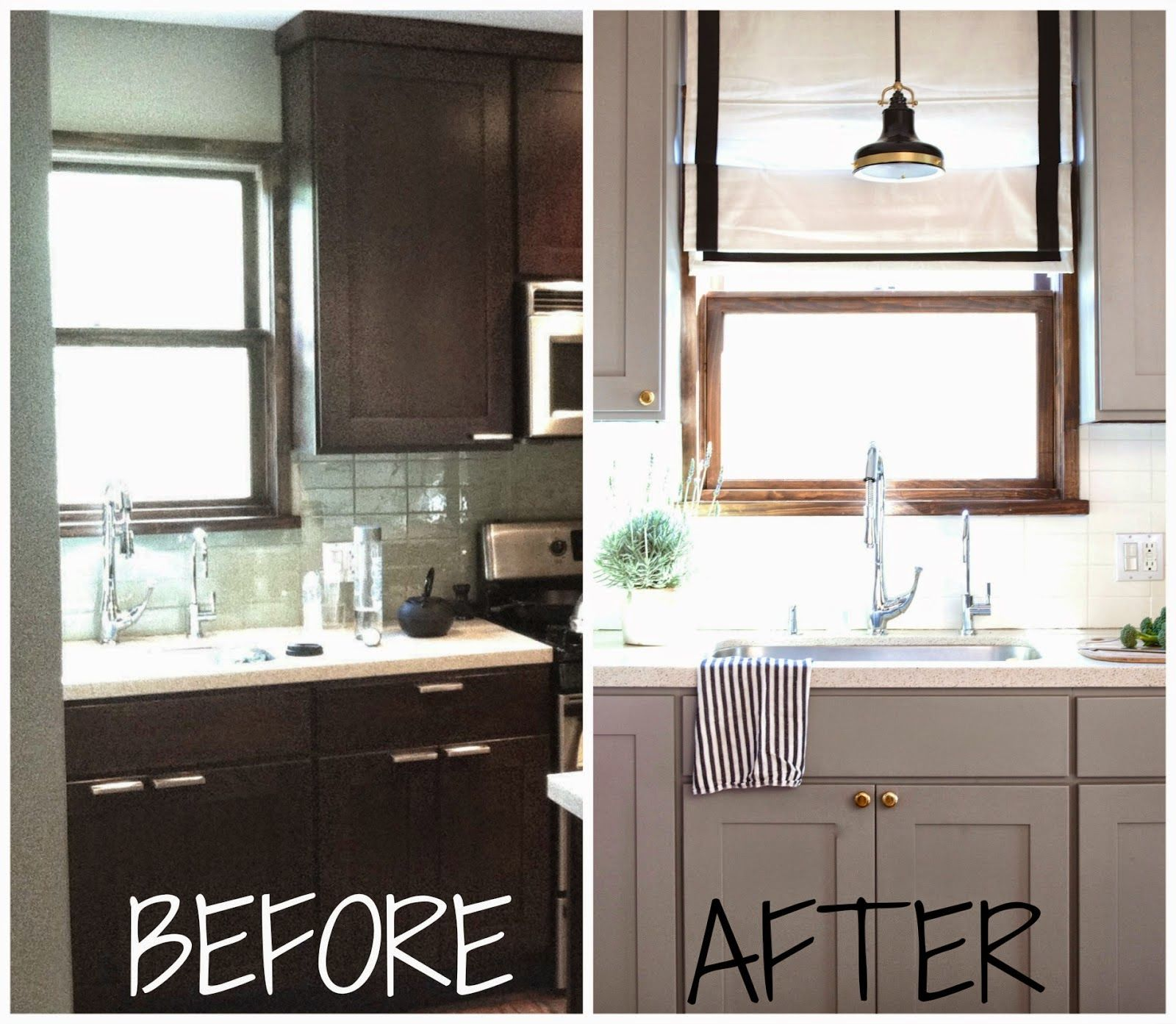 :painted Tile Backsplash Tutorial: Once I'd Settled On