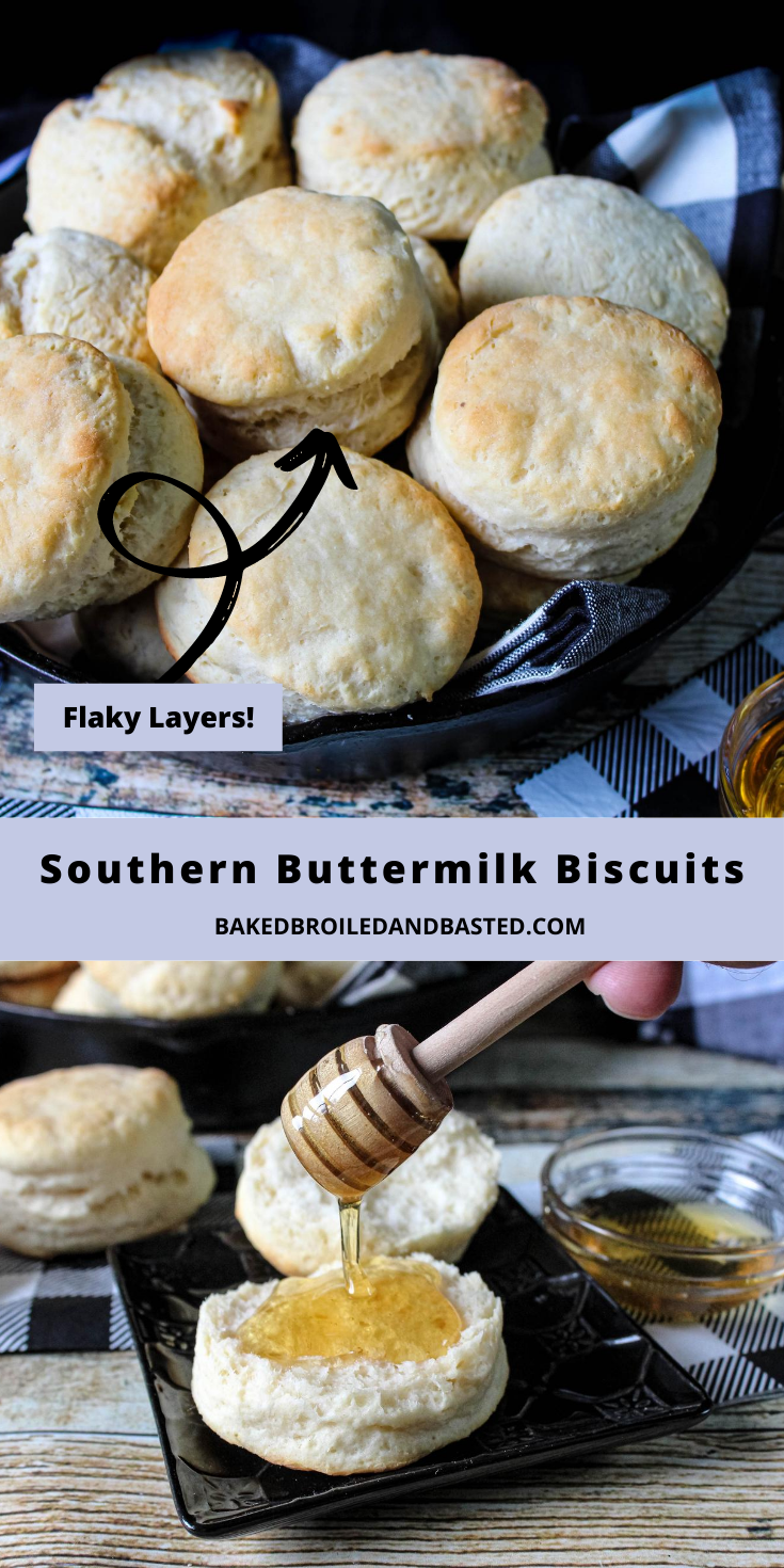 Southern Buttermilk Biscuits Recipe In 2020 Easy Thanksgiving Recipes Southern Buttermilk Biscuits Buttermilk Biscuits