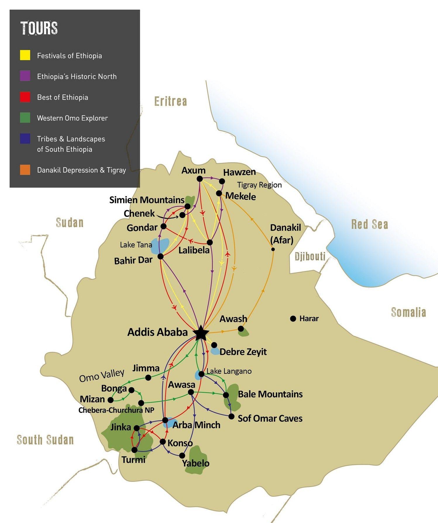 Unique Ethiopia Holidays u0026 Tours Travel