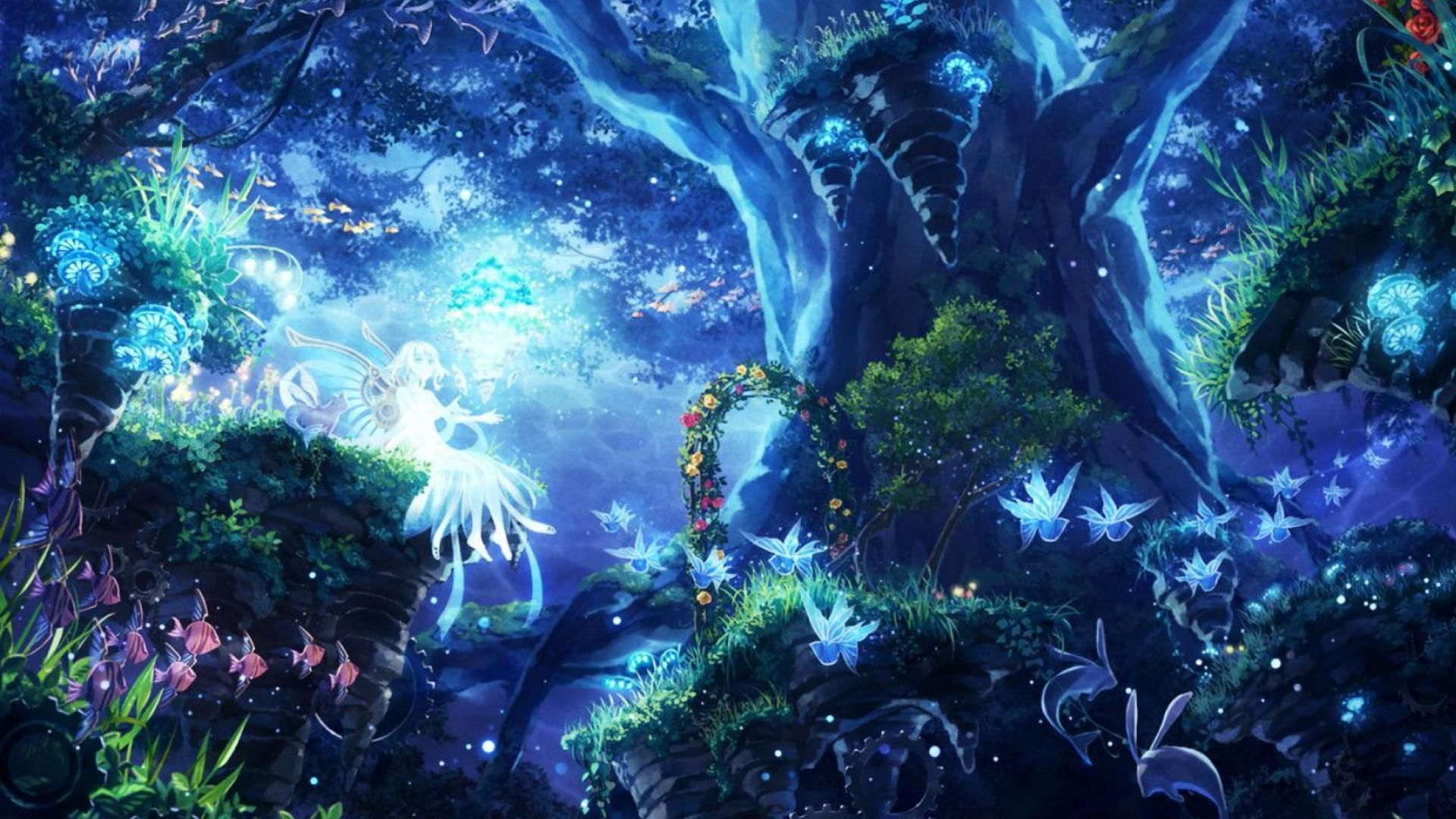 Fantasy World Wallpaper 80903 Hd Wallpapers Wallpaper