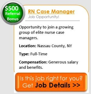 Join A Growing Group Of Elite Nurse Case Managers Registered