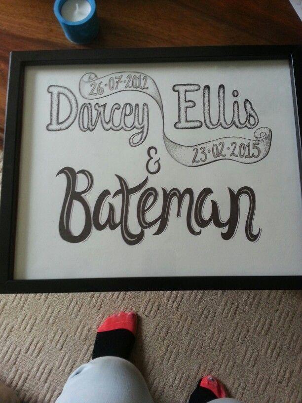 Darcey & Ellis