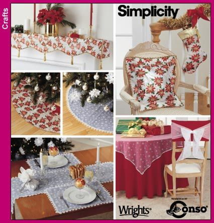Hey, I found this really awesome Etsy listing at https://www.etsy.com/listing/203056364/simplicity-7023-christmas-sewing-pattern