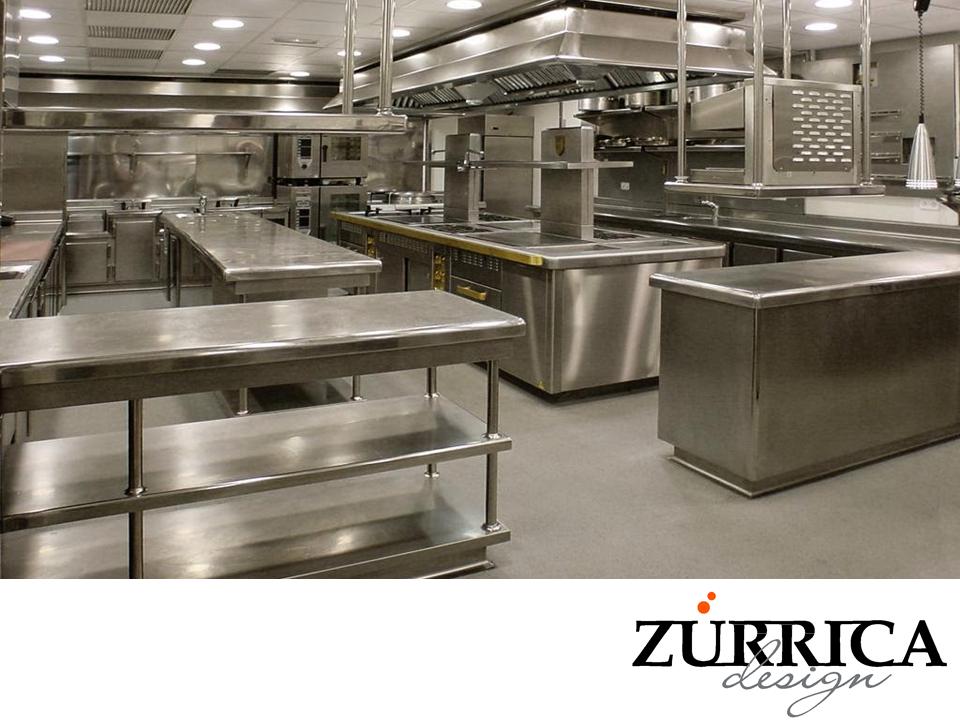 Las mejores cocinas industriales las tareas en la cocina for Cocinas industriales a medida