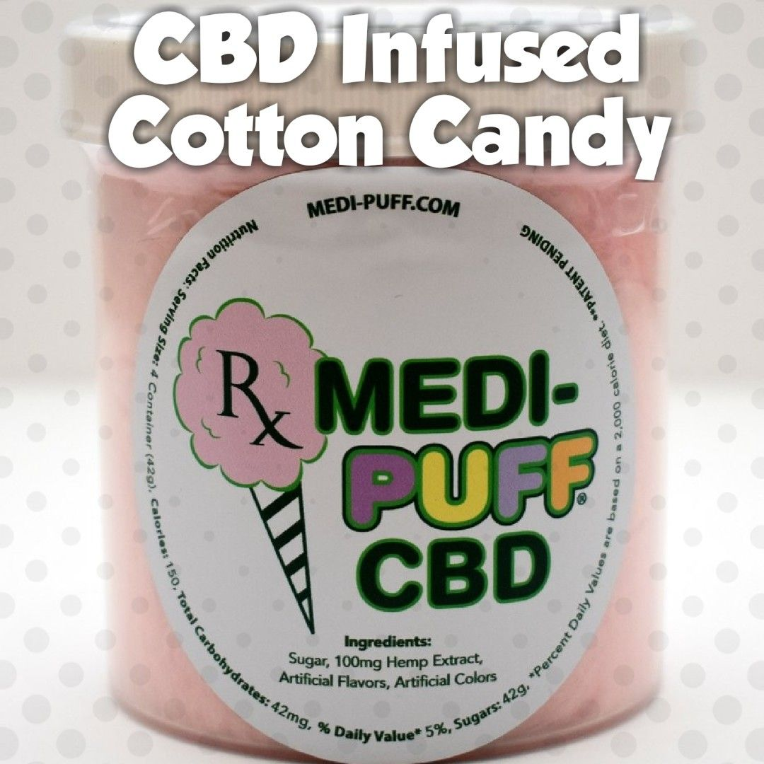 The Best CBD you'll ever taste MediPuff Bubble Gum CBD
