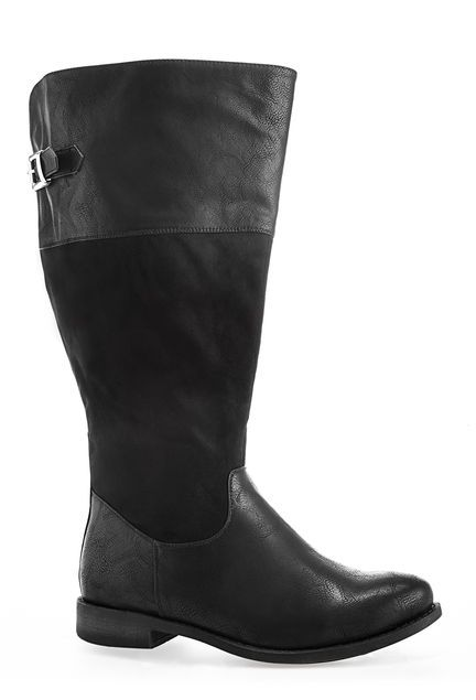 7420095b729 Hannah Sueded Riding Boot Shop wide   extra wide width and calf boots in  sizes 7-13W at avenue.com.