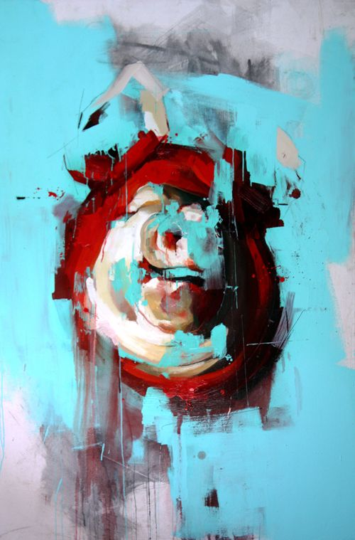 Benjamin Cohen, 'Study of a Pig's Head' 2009, oil on canvas