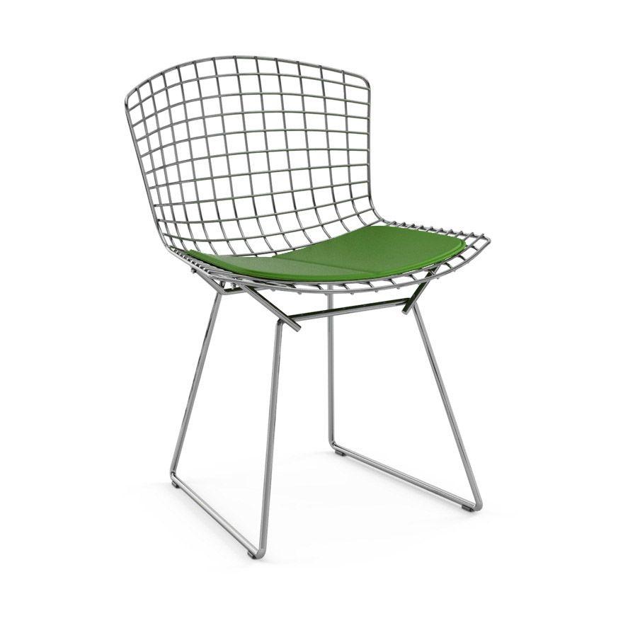 Bertoia Side Chair Cadeira Bertoia Cadeiras Laterais Cadeiras Para Sala