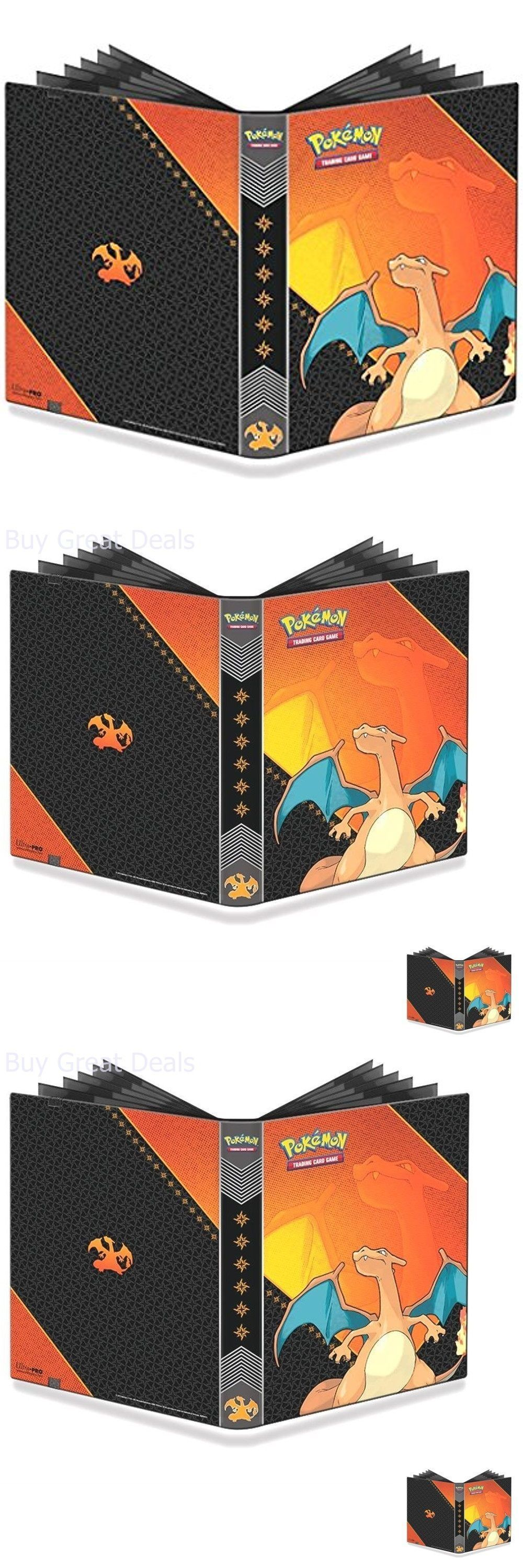 CCG Albums and Pages 183465 Ultra Pro Charizard Pokemon 9