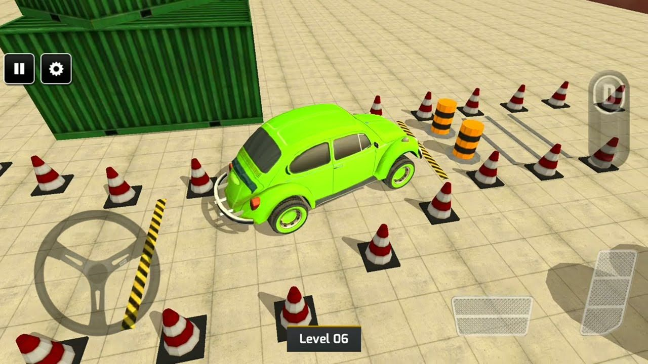 Car parking 2 r parking games 2020 android gameplay car