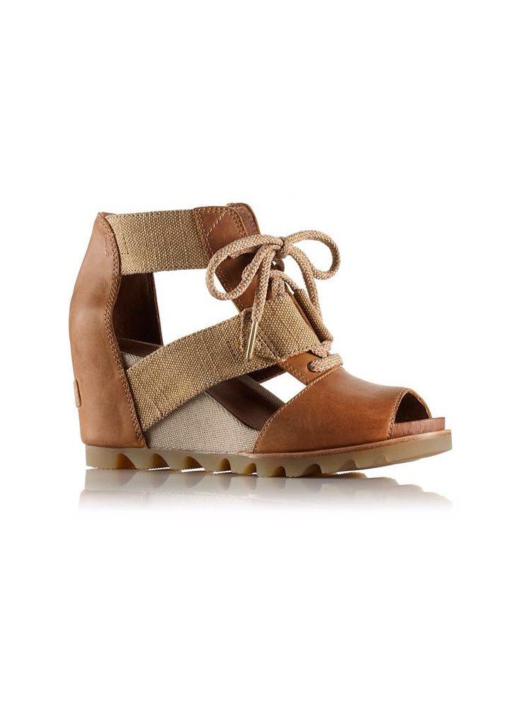 65da65b9a Shop the SOREL Joanie Lace Wedge Sandal. #sponsored | Shopping List ...