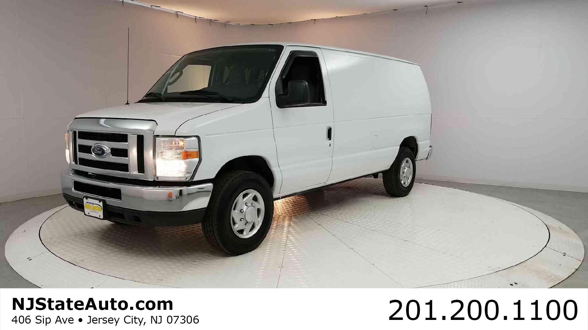 2013 Ford Econoline Cargo Van E 250 Commercial Jersey City Nj